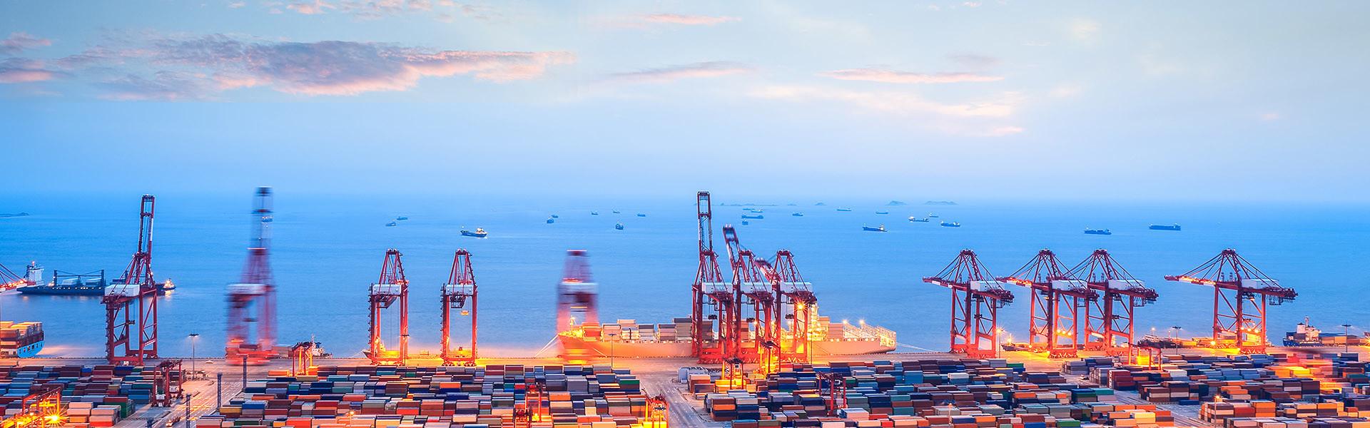 djcargo sea freight